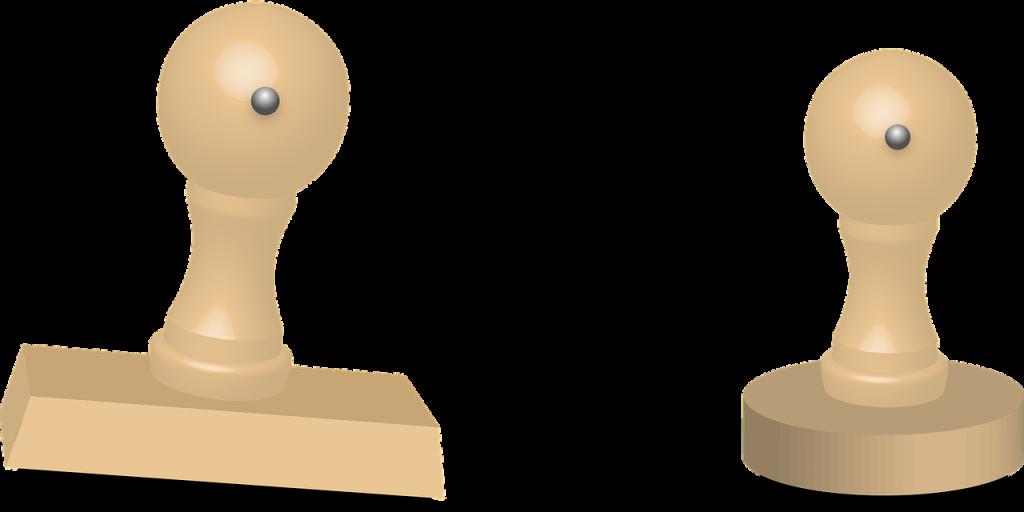 Der Firmenstempel – welche Unterschiede gibt es und was ist möglich?